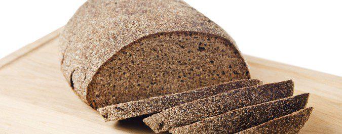 El pan de centeno resulta ideal para personas diabéticas